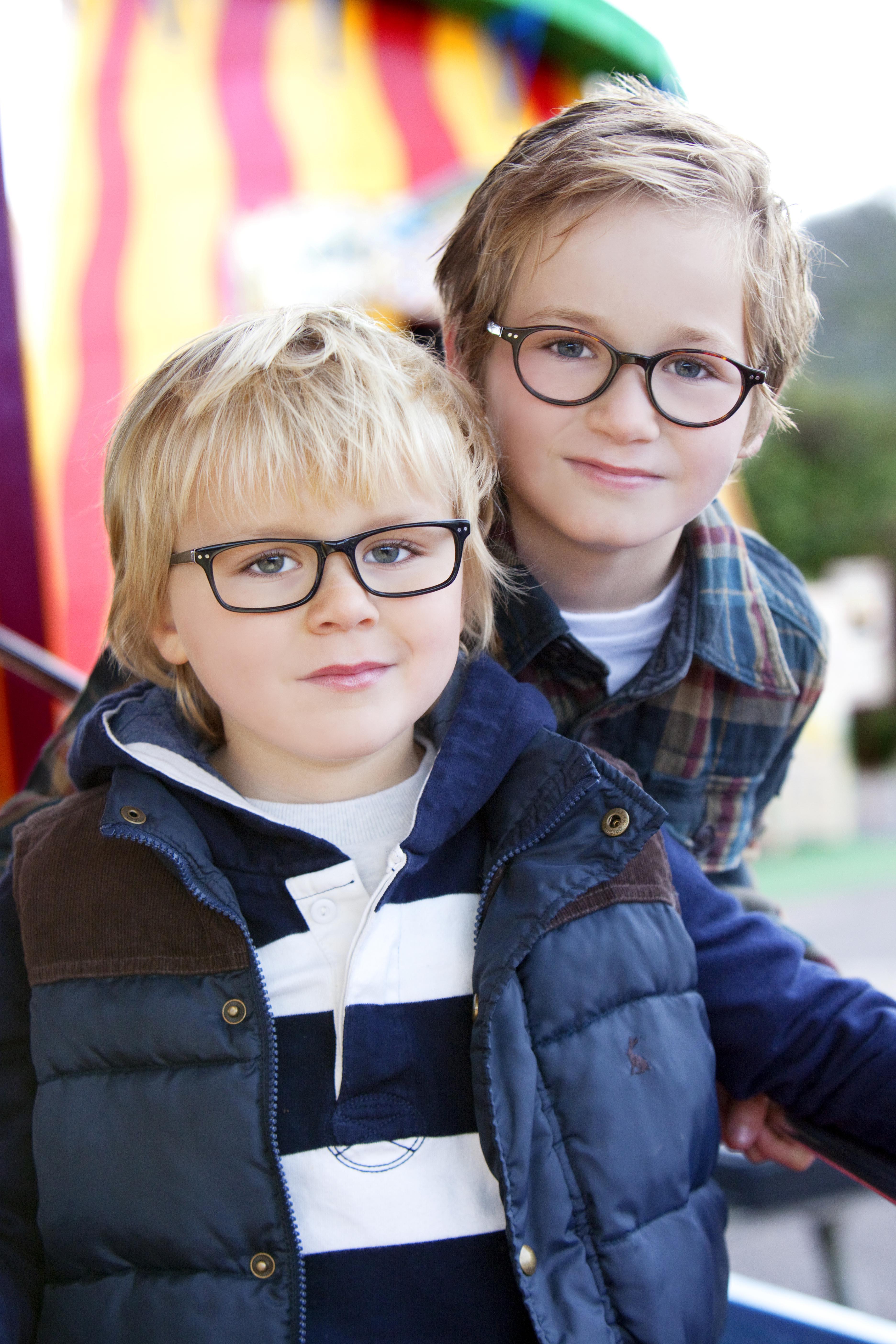 Eyestuff Childrens Glasses Barnard Levit