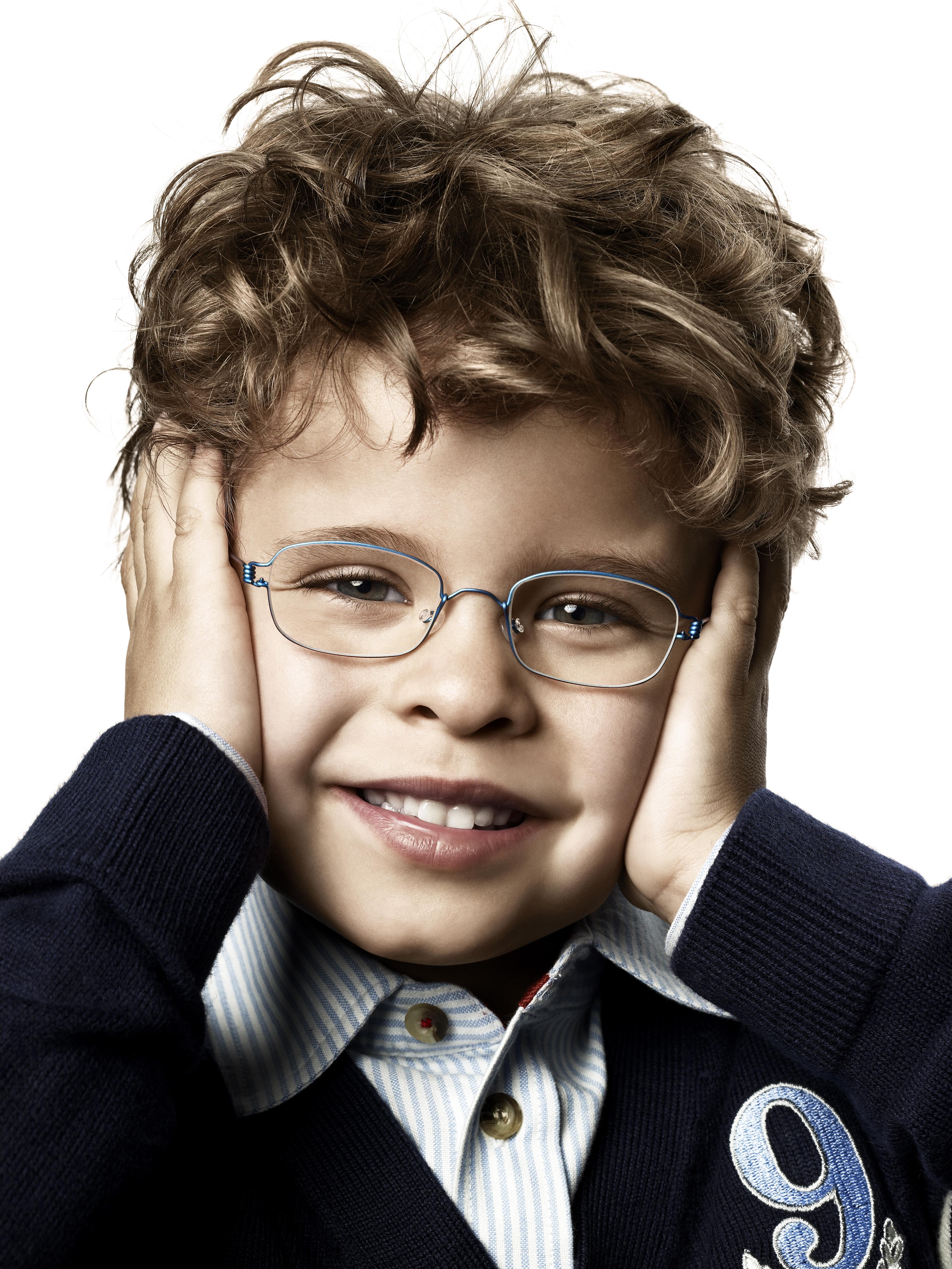 Lindberg Junior Childrens Glasses Barnard Levit
