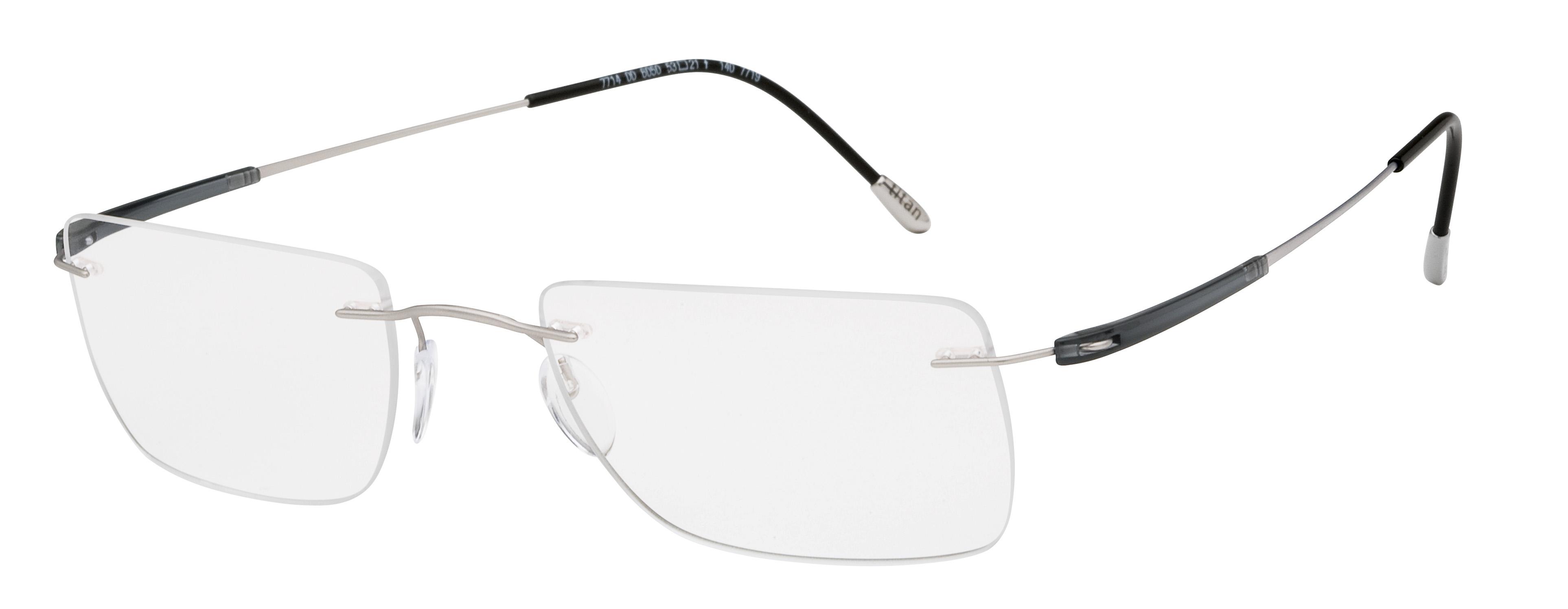 Silhouette Glasses - Silhouette Frames Barnard Levit