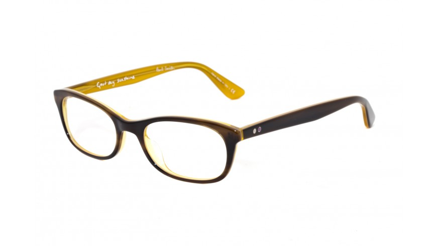 Paul Smith DANDEE BLACK HORN GOLD A