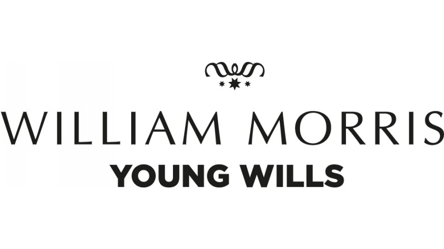 WM YOUNG WILLS primary logo black